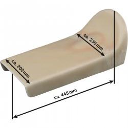 Detlev Louis Obicie siedzenia GRP Do garbów typu 2-4