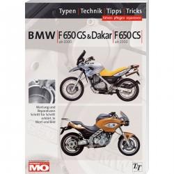 Instrukcja BMW F 650 GS /...
