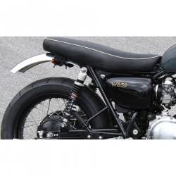 Aluminiowe błotniki LSL do modeli Kawasaki W650 i W800
