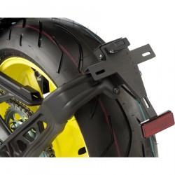 Uchwyt tablicy rejestracyjnej PUIG Motoplastic Yamaha MT-09 Rok 17-