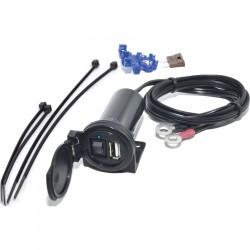 BAAS Gniazdo USB 2100 MA,...
