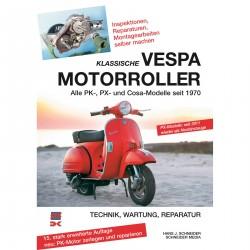 Klasyczne skutery Vespa od...