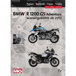Instrukcja BMW R 1200 GS LC...