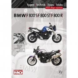 BMW instrukcja F 800 S / ST...