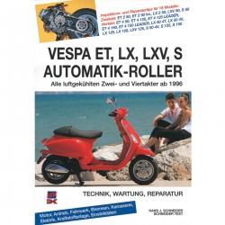 Technologia skuterów Vespa...