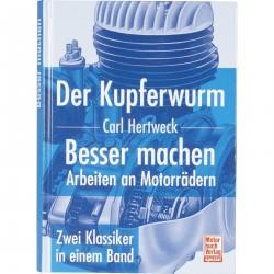 Book- Der Kupferwurm +...