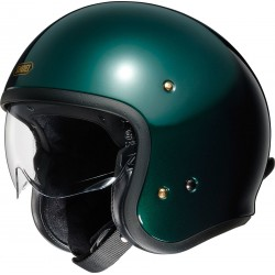 Shoei JO British Green kask...