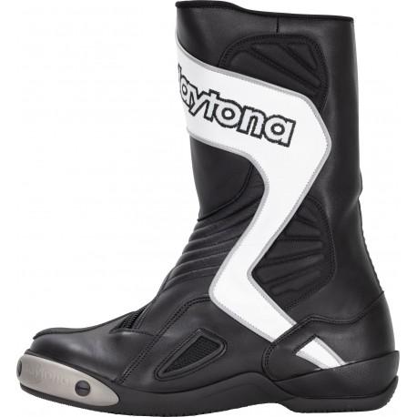 Buty Daytona Evo Voltex sportowe czarno białe