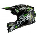 ONEAL 3SRS ATTACK 2.0 kask  cross enduro