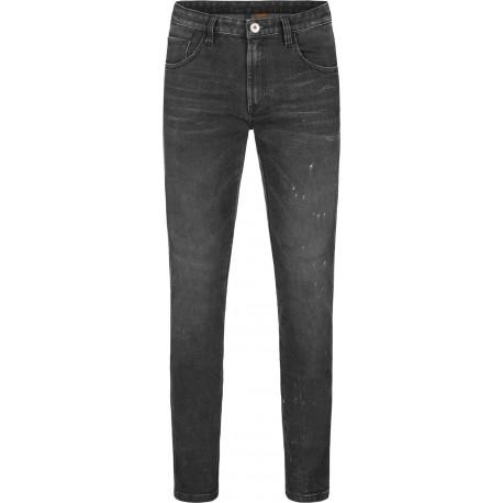 Zwężane jeansy ROKKER ROKKERTECH męskie
