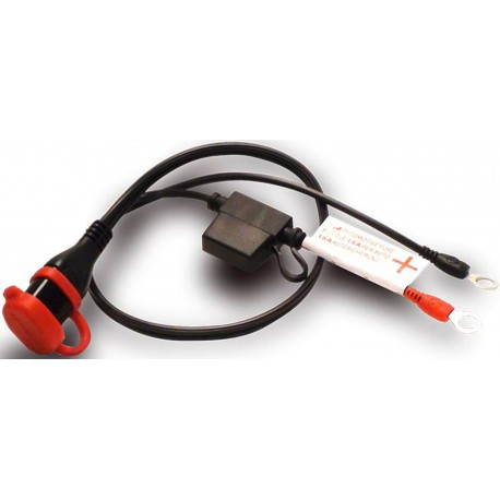 Kabel do szybkiego kontaktu OptiMATE z oczkami