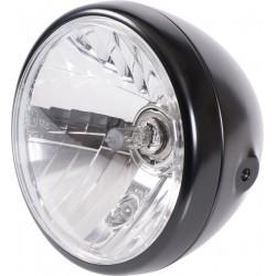 Reflektory czarne 7 cali