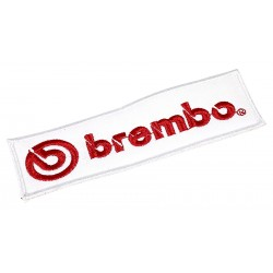 Naszywka Brembo 11,5 x 3,5 cm