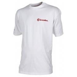 Koszulka Brembo biała męska