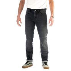 Jeansy wąskie zwężane męskie