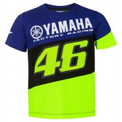 T-shirt dziecięcy VR46 Yamaha