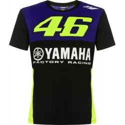 Koszulka VR46 Yamaha Dual