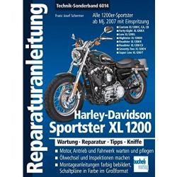 Bucheli, H-D Sportster XL...