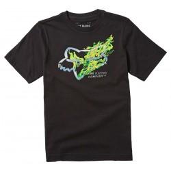 T-shirt dziecięcy Fox Turn...