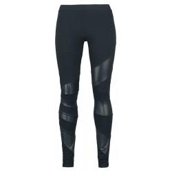 Black legginsy damskie...