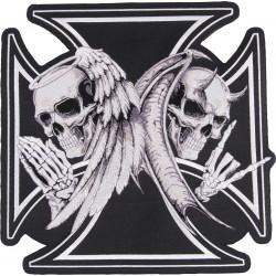 Naszywka - Anioł i Diabeł...