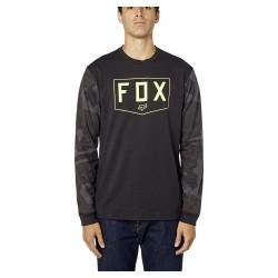 Koszulka FOX Shield LS Tech