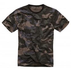 Koszulka Brandit Darkcamo