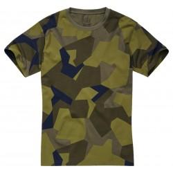 T-shirt Brandit Szwedzki Camo