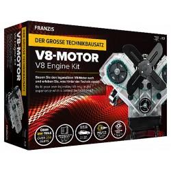 FRANZIS V8 silnik model do...