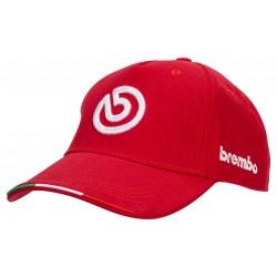Brembo czapka z daszkiem
