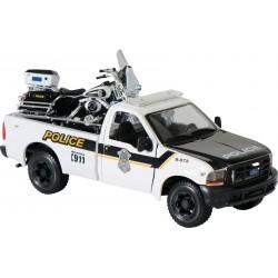 Model Police Pickup Electra...