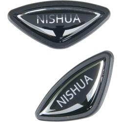 Zaślepki do kasku motocyklowego NISHUA NTX-1