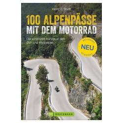 100 Alpine Passes By Bike -...