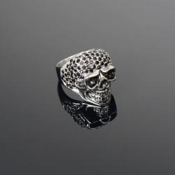 "Pierścień ""Woman Skull""..."