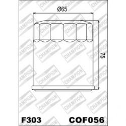 Filtr oleju CHAMPION F303 COF056 do KTM