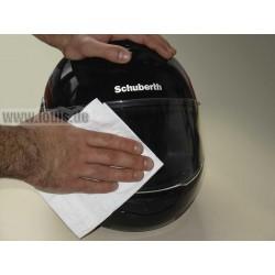 Chusteczki do czyszczenia kasku i szybki S100