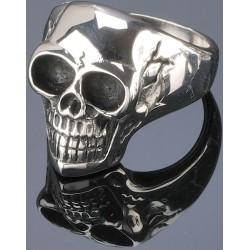 Pierścień dla motocyklisty SKULL