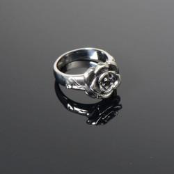 Pierścień damski dla motocyklistki ROSE 18-20mm
