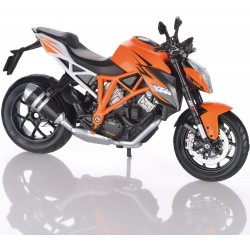 Model motocykla KTM 1290 SUPER DUKE R