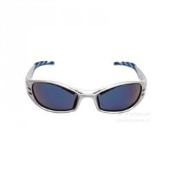Okulary motocyklowe 3M Fuel - niebieskie