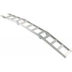 Rampa aluminiowa skłądana ROTHEWALD o załadunku do 200kg