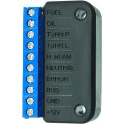 TERMINAL BOX przełącznik do lampek sygnalizacyjnych