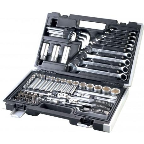 92-częściowy zestaw kluczy calowych ROTHEWALD