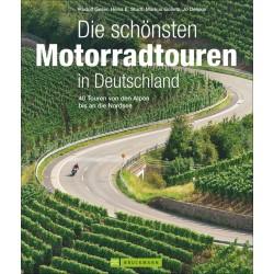40 tras motocyklowych po Niemczech, język niemiecki