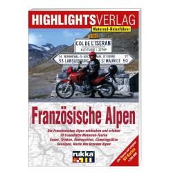 Przewodnik turystyczny po francuskich Alpach, język niemiecki