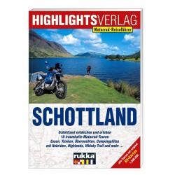 Przewodnik turystyczny po Szkocji, język niemiecki