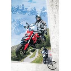 Kartka na życzenia TOURER dla motocyklisty