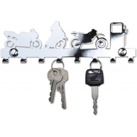 Wieszak na klucze MOTORCYCLE