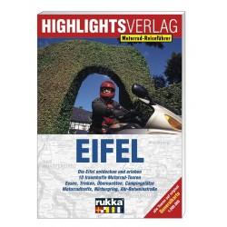 REISEFUEHRER EIFEL -Przewodnik po paśmie górskim Eifel