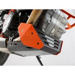 Aluminiowa osłona silnika SW-MOTECH do motocykla KTM